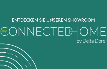 My connected Home by Delta Dore - Showroom Dusseldorf